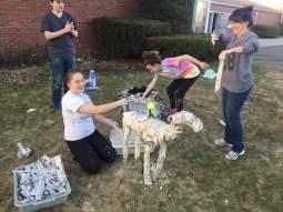 Building a Goat